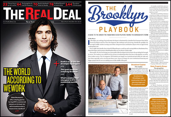 The Real Deal December 2015