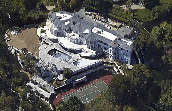 Liongate, the Bel-Air estate once home to singer Kenny Rogers, sold for $46.25 million.