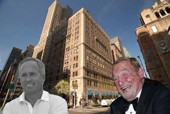 Joe Farrell (left), James Greenwald (right) and 510 Park Avenue