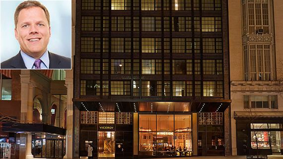 Michael Happel and the Viceroy Hotel