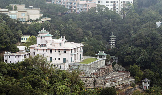 75 Peak Road, a historic site in Hong Kong, sold for $657.8 million in 2015