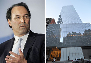 Gary Barnett and the International Gem Tower at 50 West 47th Street