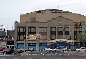 RKO Keith Theater at 135-35 Northern Boulevard in Flushing