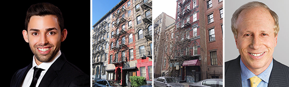 Raphael Toledano, 327 East 12th Street, 66 East 7th Street and Larry Gluck