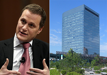Rob Speyer and Two Gotham Center