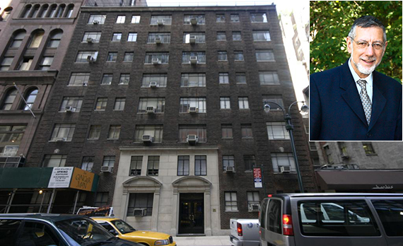 Ruby Schron and 15 East 36th Street
