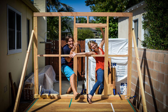 Building a tiny house can cost a ton. Facebook/tinyhousegiantjourney