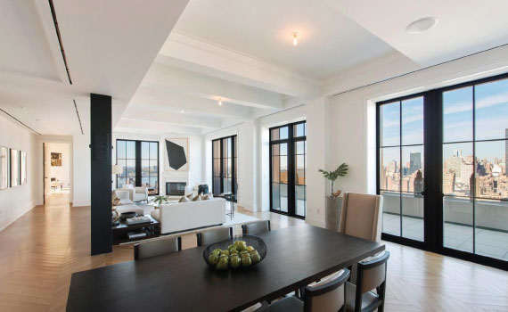 LA Fitness CEO sells his penthouse for $45M