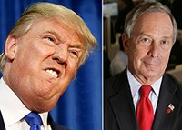 Trump Bloomberg small