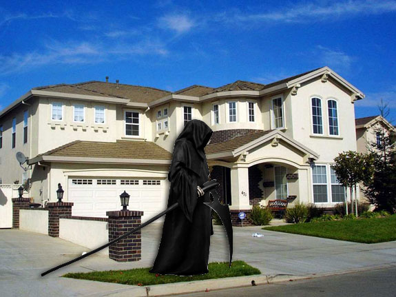 A McMansion in Salinas, California. (Wikimedia Commons)