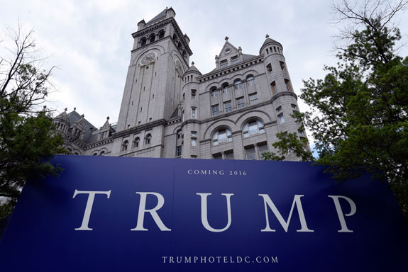 Trump International Hotel in D.C.
