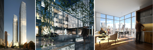 Free rent leads to success at silver towers for Silver towers leasing office