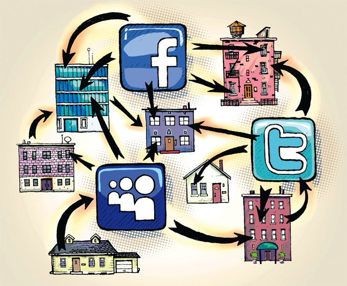 Social Media Marketing Ideas for Student Housing