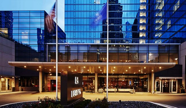 The Loews Hotel In Streeterville Credit Hotels