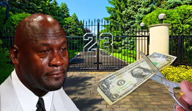 Michael jordan mansion compass the agency for Michael jordan real estate