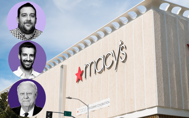 Macy S Stores Sold Woodfield Mall Oakbrook Center