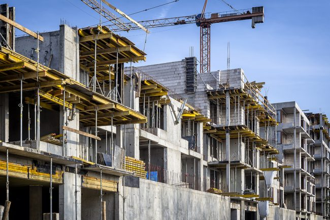 The City S Suburbs Are On Pace To Have Most Productive Year For Multifamily Construction Outside Since At Least 1996 Credit Istock