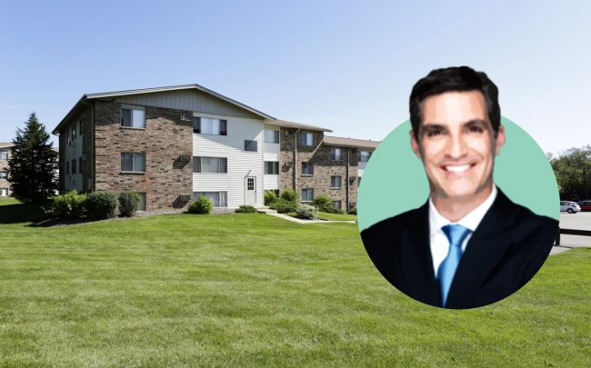 Tricap's Bryan Pritchard and the Autumn Chase Apartments