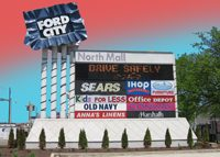 Ford City Mall at 7601 South Cicero Avenue (Credit: Wikipedia)