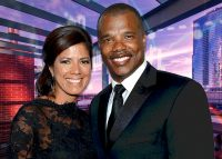 Zoraida Sambolin and Kenny Williams (Credit: Getty Images and VHT Studios)
