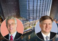 110 North Wacker Drive, Scott T. Schutte and Richard L. Sevcik