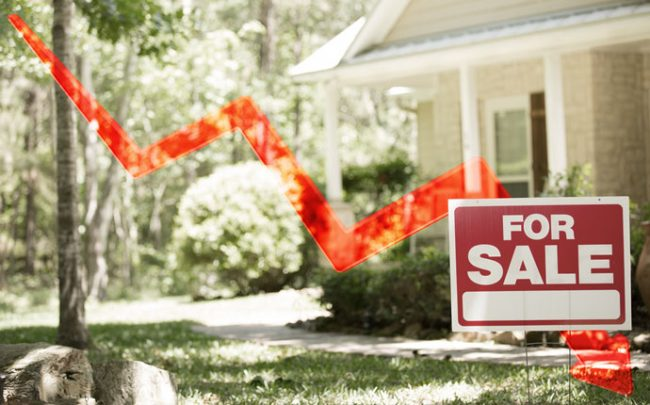 Chicago home prices are on the decline