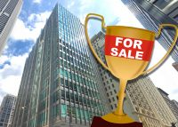 """30 West Monroe Street is the latest listing in Capital Properties' """"trophy collection"""" of buildings for sale (Credit: Google Maps)"""