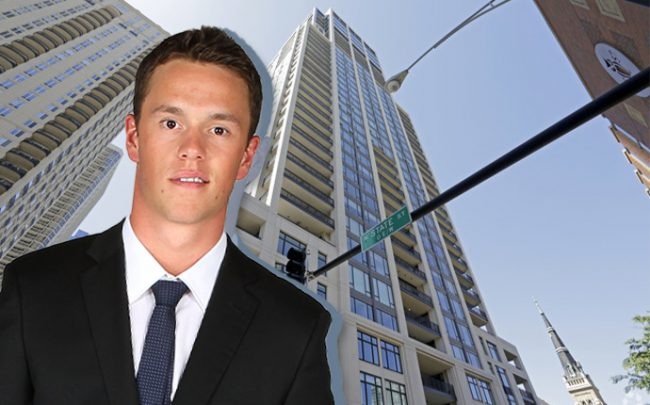 Jonathan Toews and No. 9 Walton exterior (Credit: Getty Images)