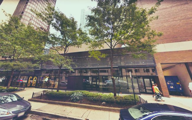 Multi-Employer Property Trust buys Streeterville retail strip for $14.2 million. (Credit: Google Maps)