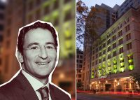 Jonathan Gray and the Courtyard by Marriott Downtown/River North