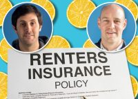 Avail co-founders Laurence Jankelow and Ryan Coon (Credit: LinkedIn and iStock)