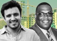 From left: Alderman Byron Sigcho Lopez (25th) and Alderman Chris Taliaferro (29th) (Credit: Facebook and iStock)