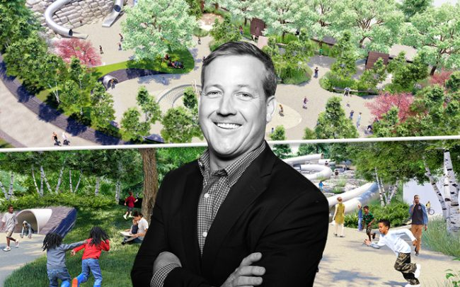 Sterling Bay's Andy Gloor and Lincoln Yards