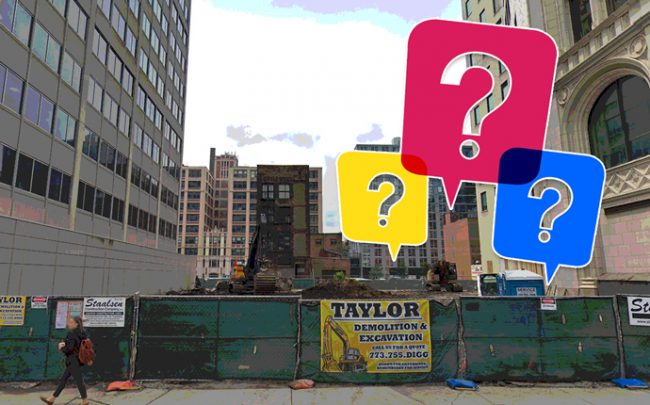 Toyoko Inn Hotel Project Languishes In West Loop on