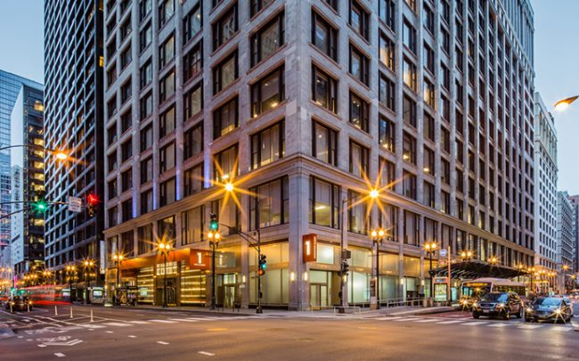 1 North Dearborn (Credit: The Telos Group LLC)