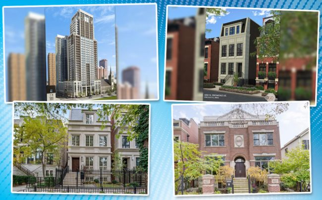 Fantastic Chicago Top Five Residential Home Sales Lincoln Park Walton Interior Design Ideas Clesiryabchikinfo