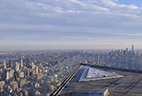 The Observation Deck at Hudson Yards (Credit: Adam Pogoff)