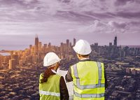 Chicago's top 5 general contractor firms were approved to build over 9 million square feet of new development