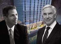 Riverside Investment & Development's John O'Donnell and Howard Hughes Corp.'s David R. Weinreb