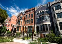 Homes on Prairie Avenue in Chicago (Credit: iStock)