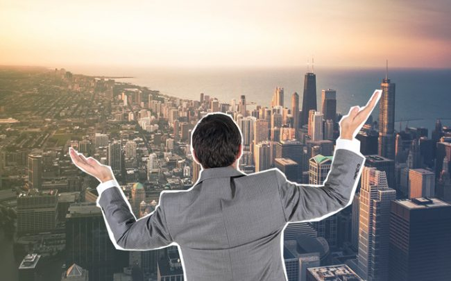 A new poll shows the real estate community is unsure of Chicago's development future. (Credit: iStock)