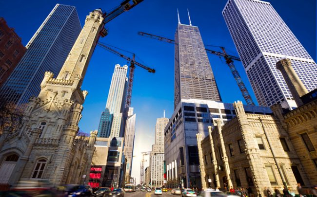 Chicago's top retail construction general contracting firms