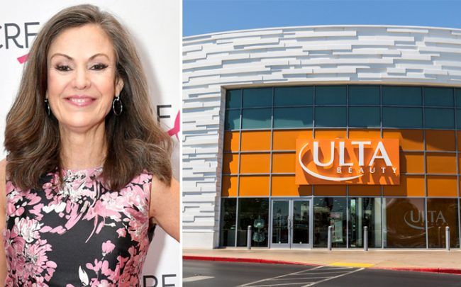 Ulta Beauty and CEO Mary Dillon (Credit: Getty Images and iStock)