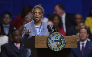 Mayor Lori Lightfoot (Credit: Getty Images)