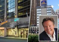 Homewood Suites by Hilton Chicago at 1101 South Wabash Avenue, Best Western Grant Park Hotel at 1100 South Michigan Avenue and Warren de Haan, head of originations at Acore Capital