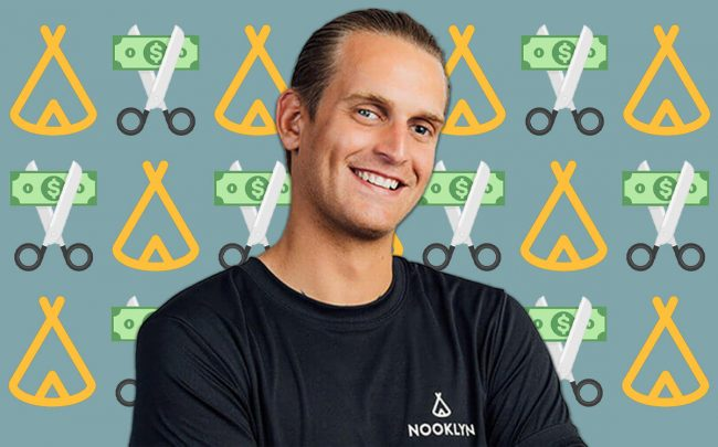 Nooklyn CEO Harley Courts (Credit: iStock)