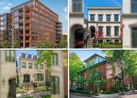 Some of the most expensive homes in Chicago last week (Credit: Redfin)