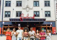 The Freehand Hotel at 19 E. Ohio St. (Credit: iStock)