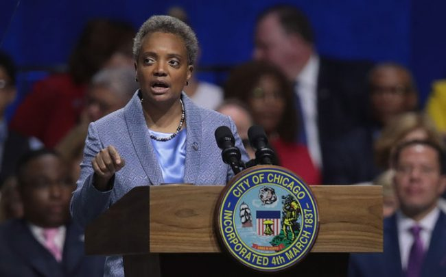 Lori Lightfoot, Mayor of Chicago (Credit: Getty Images)