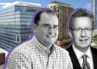 625 West Adams Street and CA Office's Tom Scott and White Oak Realty Partners Christopher Lynch